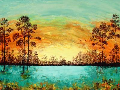 Everglades in Orange