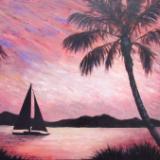Hawaiian Sunset Series
