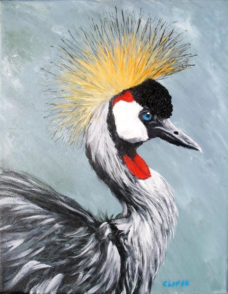 African Crane