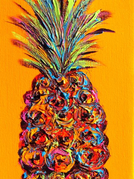 Electric Pineapple Series