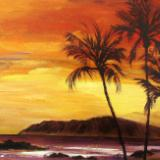 Hawaiian Sunset Series